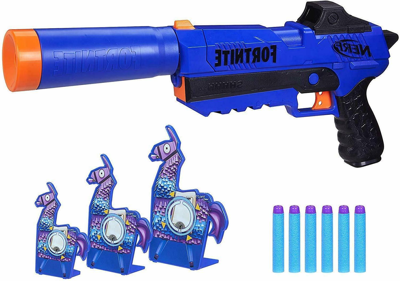 NERF Fortnite Sp-R Nerf Guns For Boys Fortnite Nerf Guns Ner