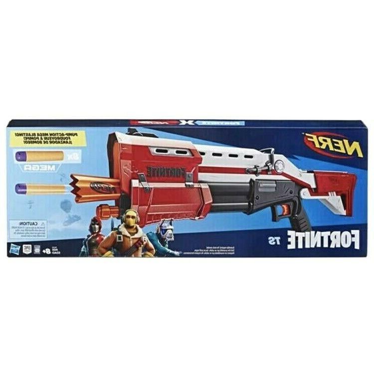 fortnite ts epic games hasbro pump action