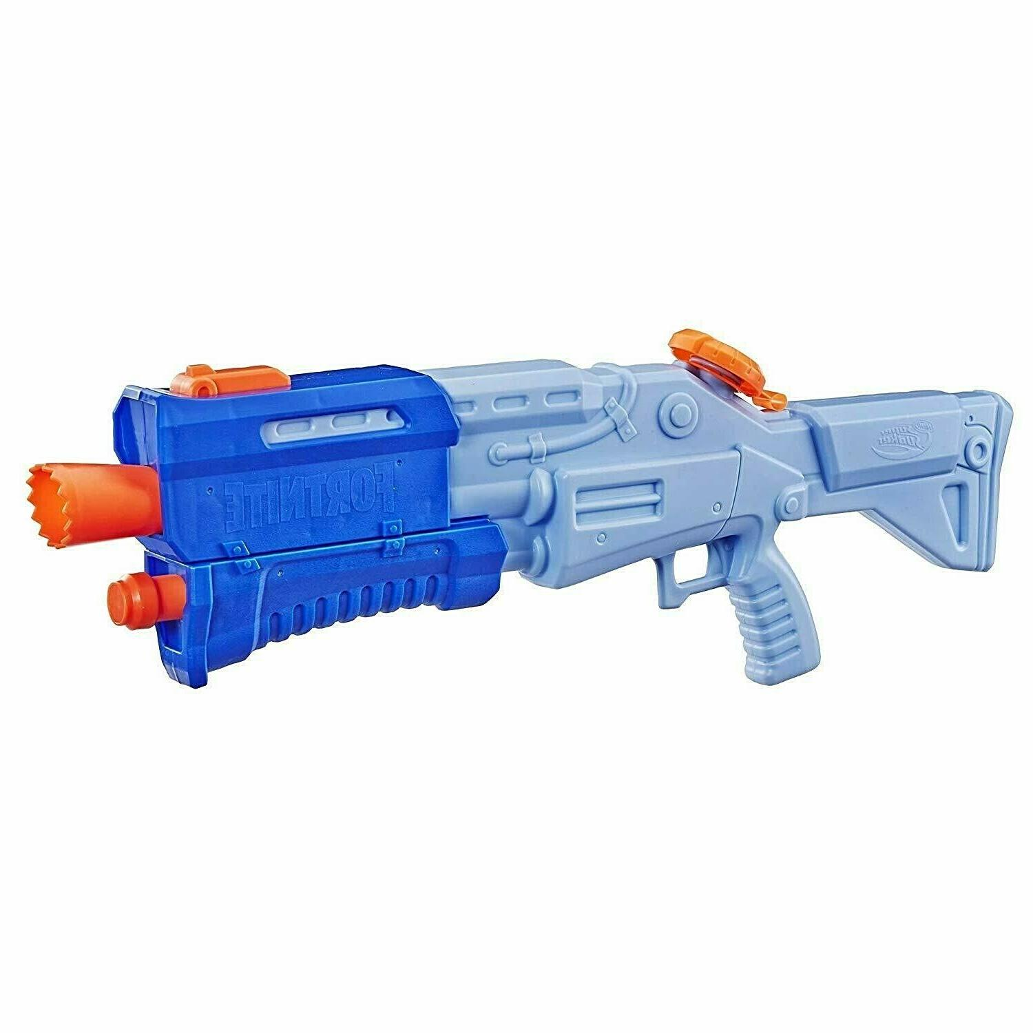 Nerf Soaker Water Toy For