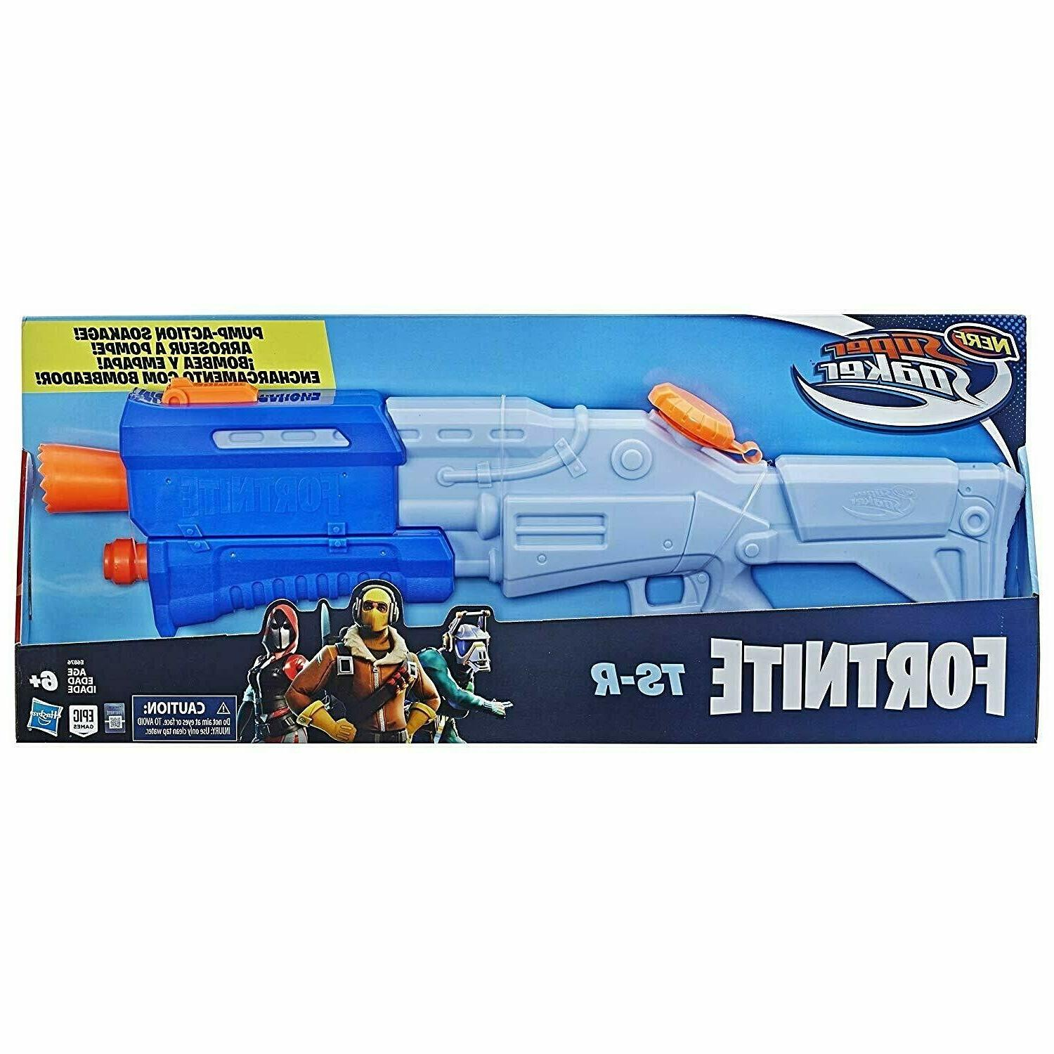 Nerf Soaker Gun Toy For