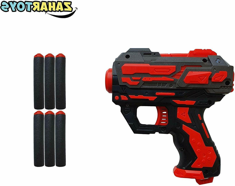 FUN Soft Dart Gun Toy for Kids Gift for Boy Gift for Girl SA