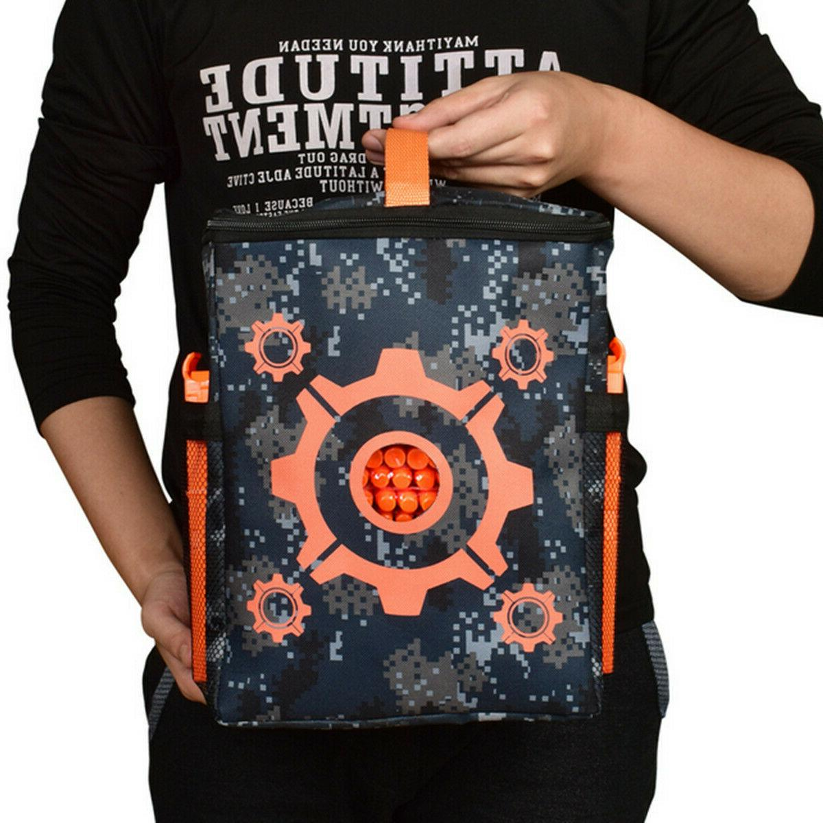 Game Storage Bag Pouch for Nerf N-strike US