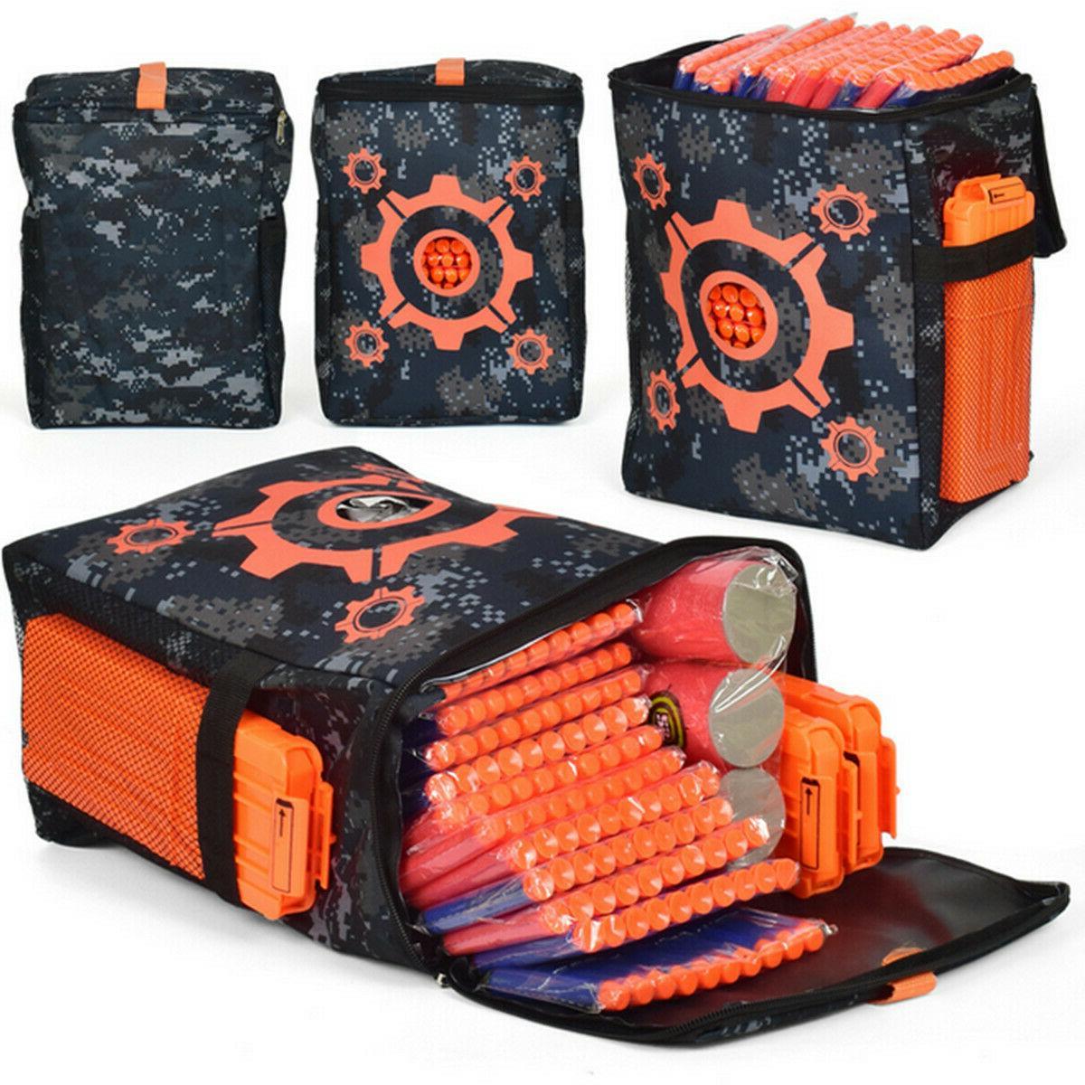 Game Gun Accessories Storage Bag Target Nerf N-strike Elite