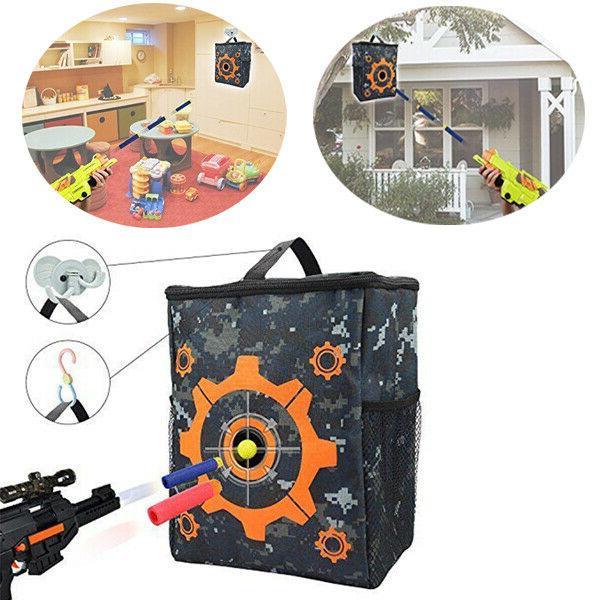 game gun accessories storage bag target pouch