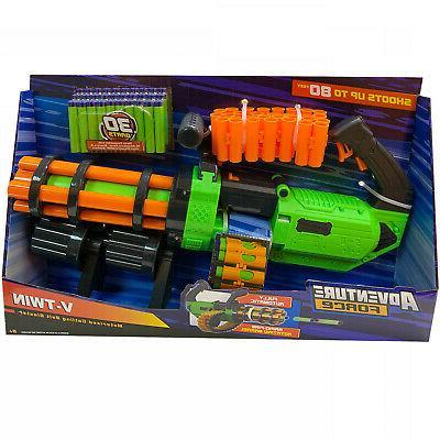 Automatic Rapid-Fire Blaster