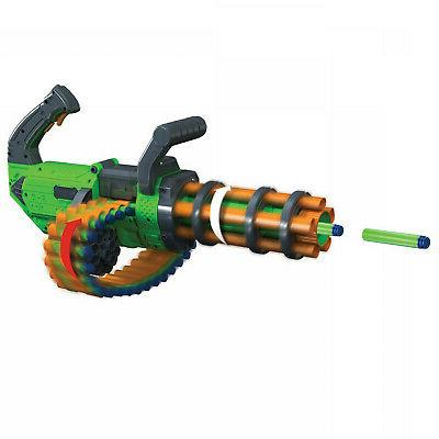 Gatling Machine Automatic Belt Blaster Kids