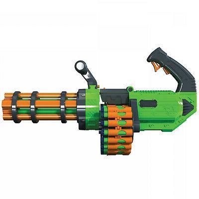 Gatling Machine Automatic Rapid-Fire Belt Blaster For