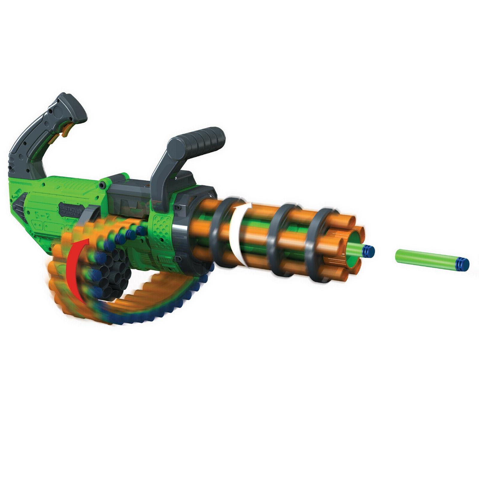 Gatling Automatic Blaster For Kids