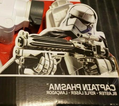 NERF Glowstrike Disney Star Wars Phasma Blaster