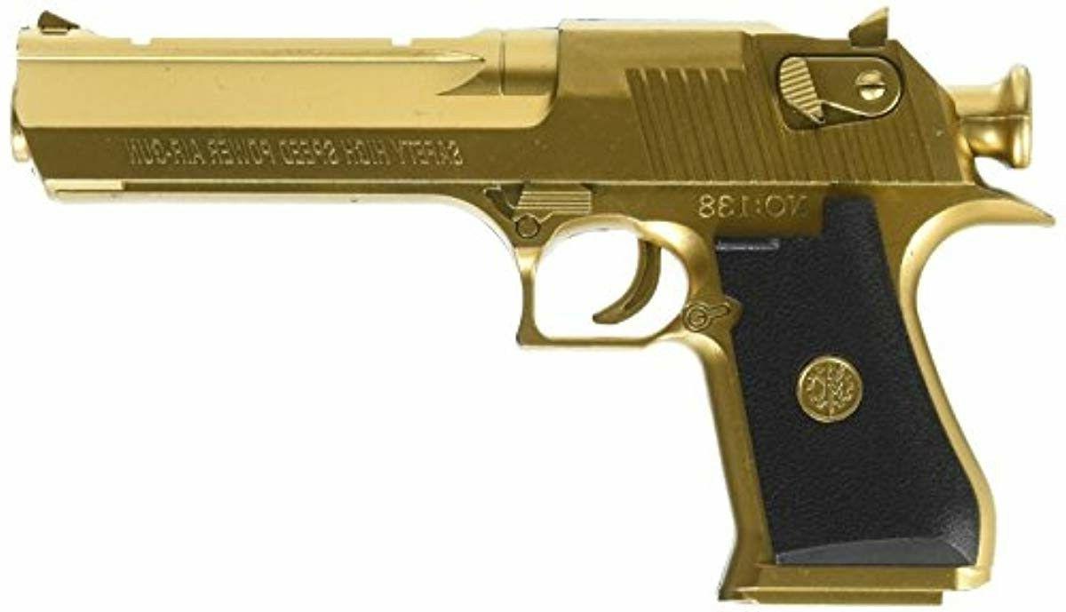 Backyard Eagle Gun