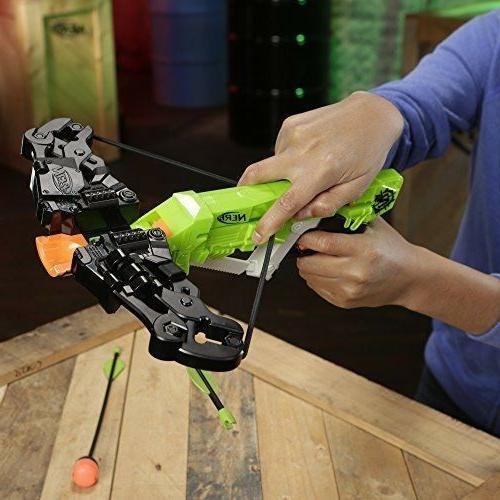 Nerf Crossbow Strike Toy Play New