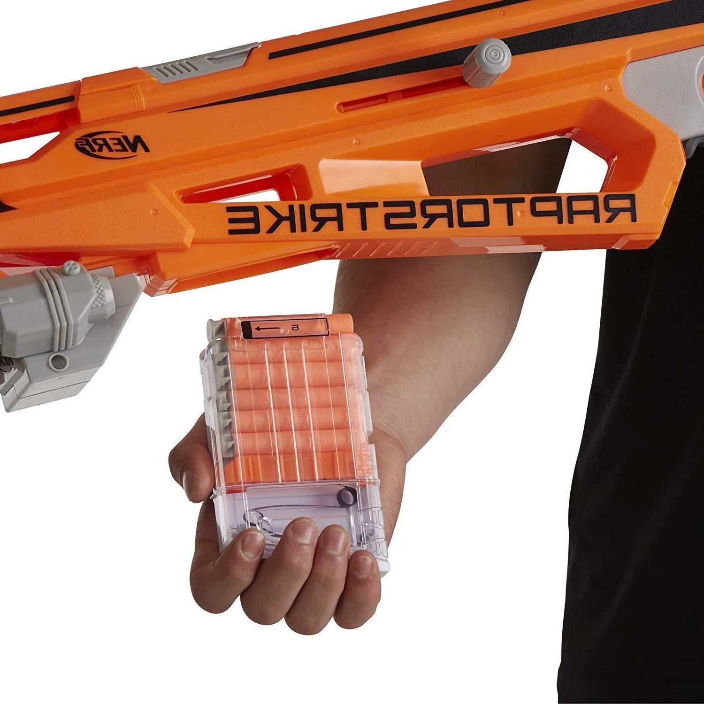 Nerf Gun N-Strike Rifle Bolt-action