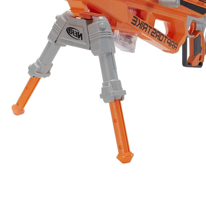 Nerf N-Strike Blaster Rifle Sniper Gun Bolt-action Dart Guns