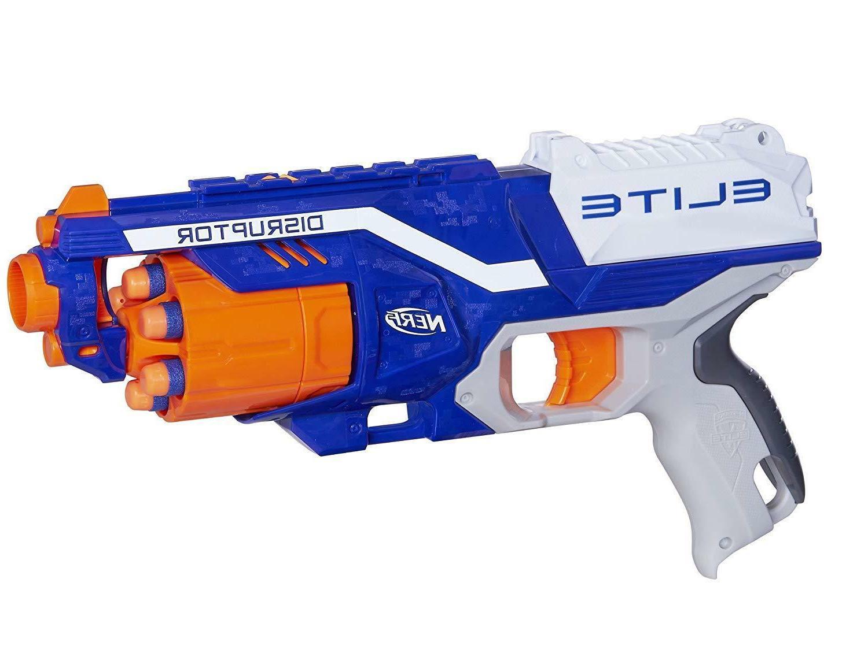 Nerf N-Strike Blaster Toy Strongarm Bullet Kids Refill