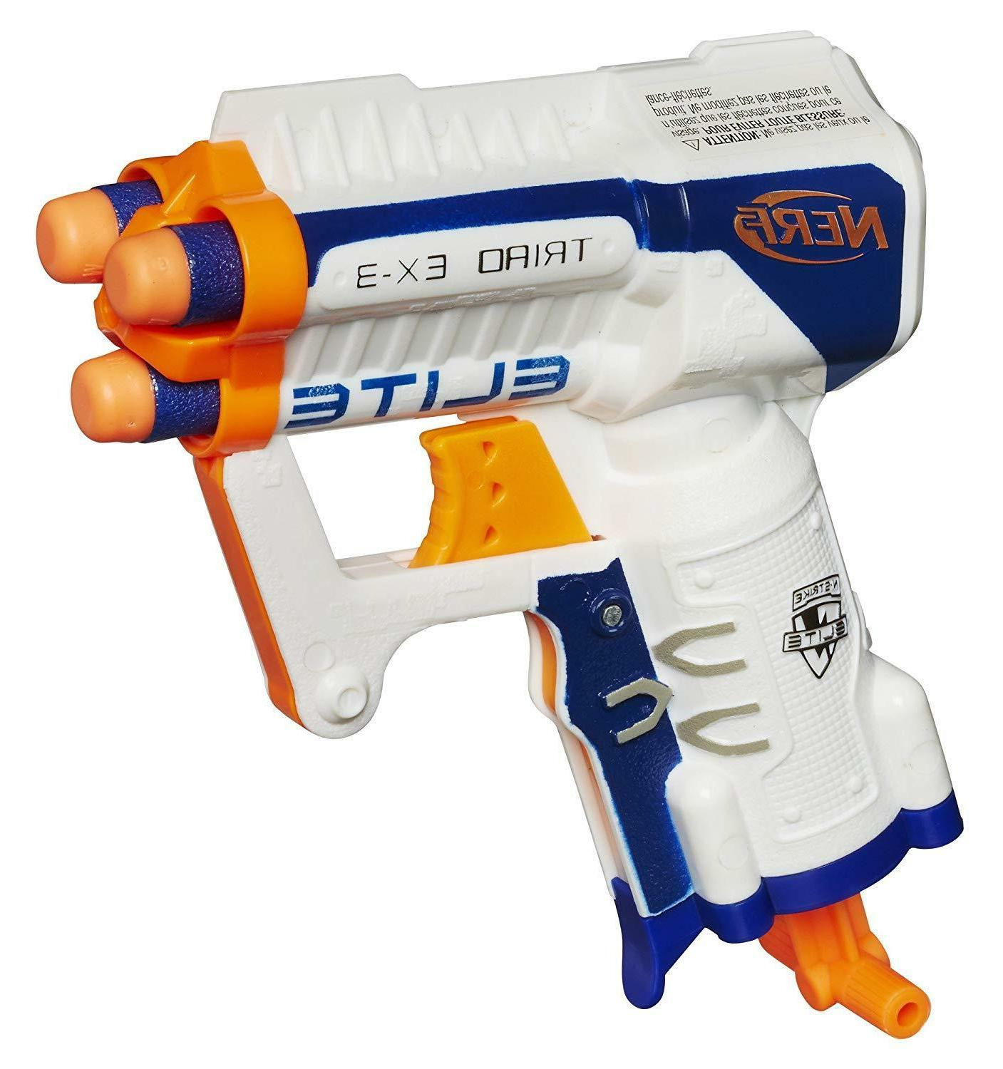 Nerf Blaster Darts Toy Strongarm Bullet Fire Refill