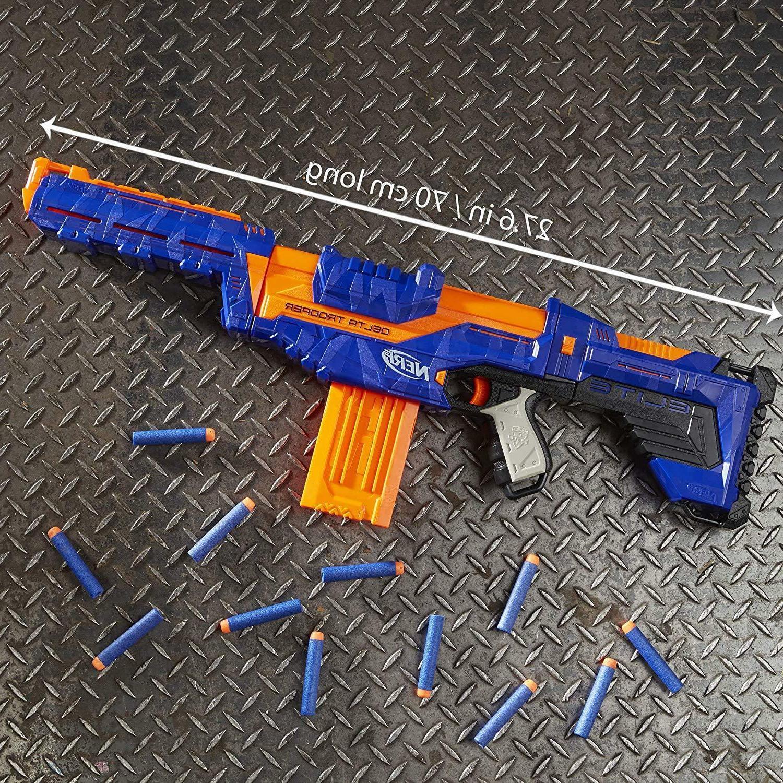 Nerf Gun N-Strike Elite Delta Trooper - up 90ft