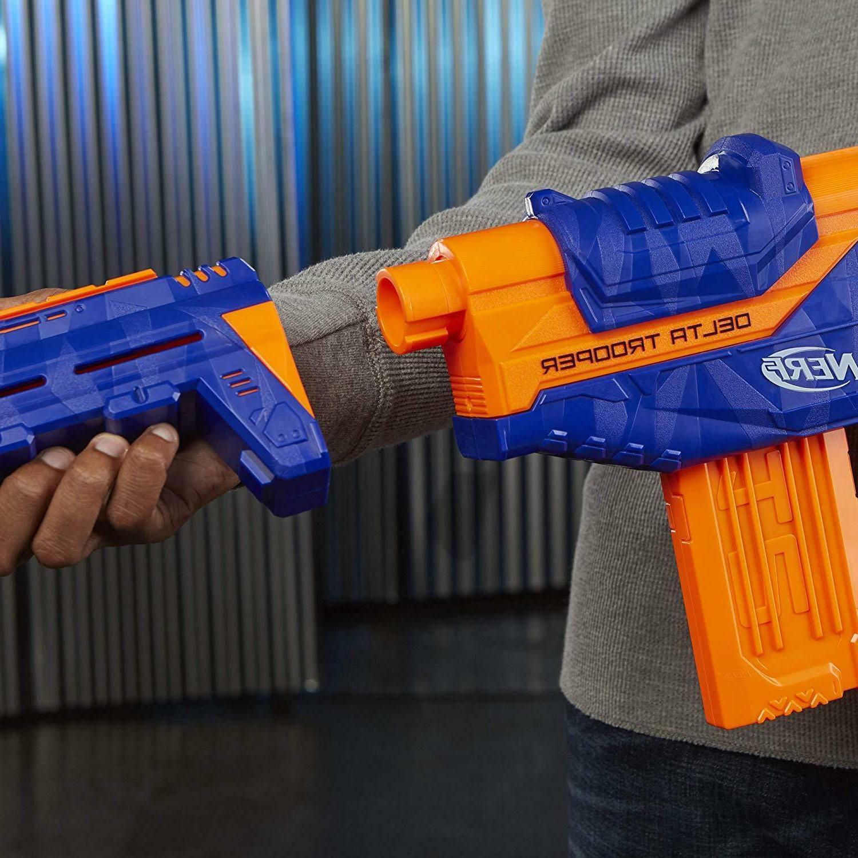 Nerf Elite Blaster up