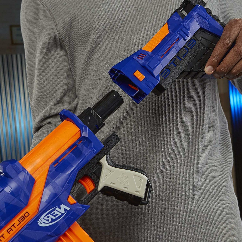 Nerf N-Strike Blaster Gun Dart Delta up to