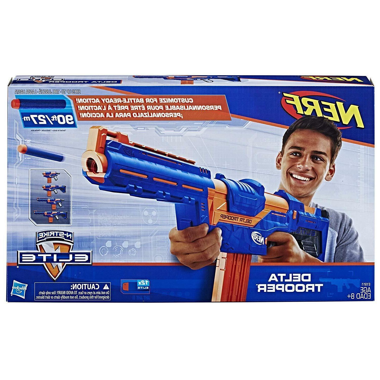 gun n strike elite blaster gun dart