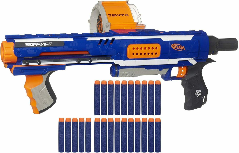 gun n strike elite rampage blaster gun