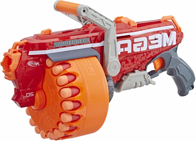 Mega Blaster Rifle Whistling Foam