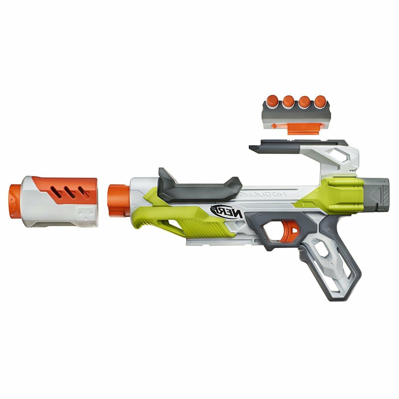 gun n strike modulus ionfire blaster gun