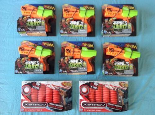 gun party pack lot of x6 nib