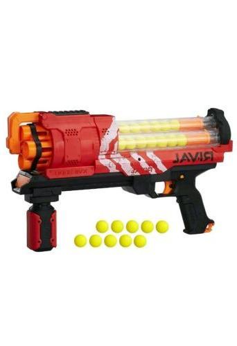 Nerf XVII-3000 Red Ball Rounds Blaster 30