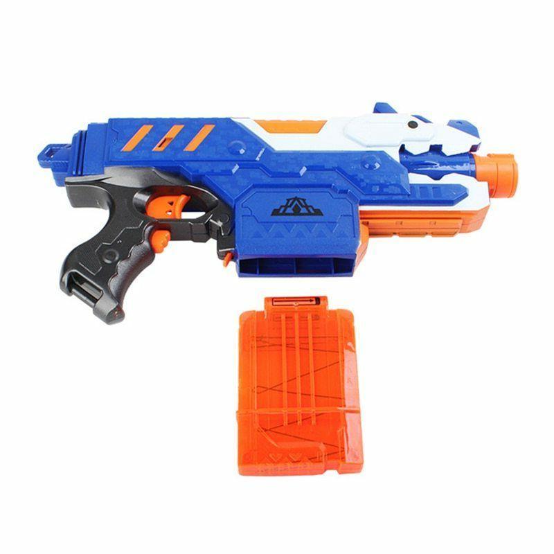 Nerf Gun Soft Bullets Target Set Boys Gift