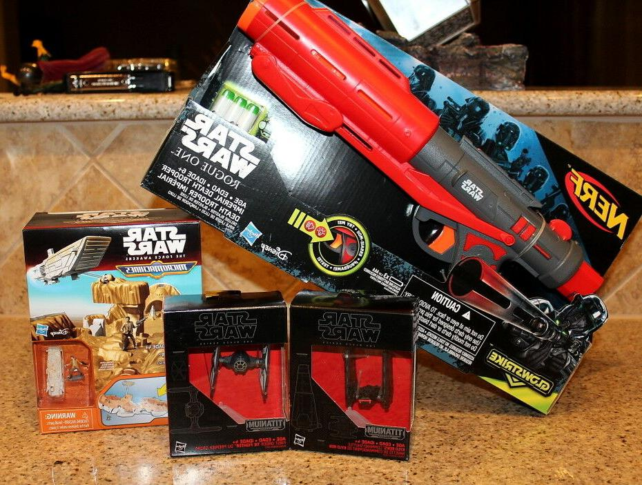 gun star wars rogue one imperial death