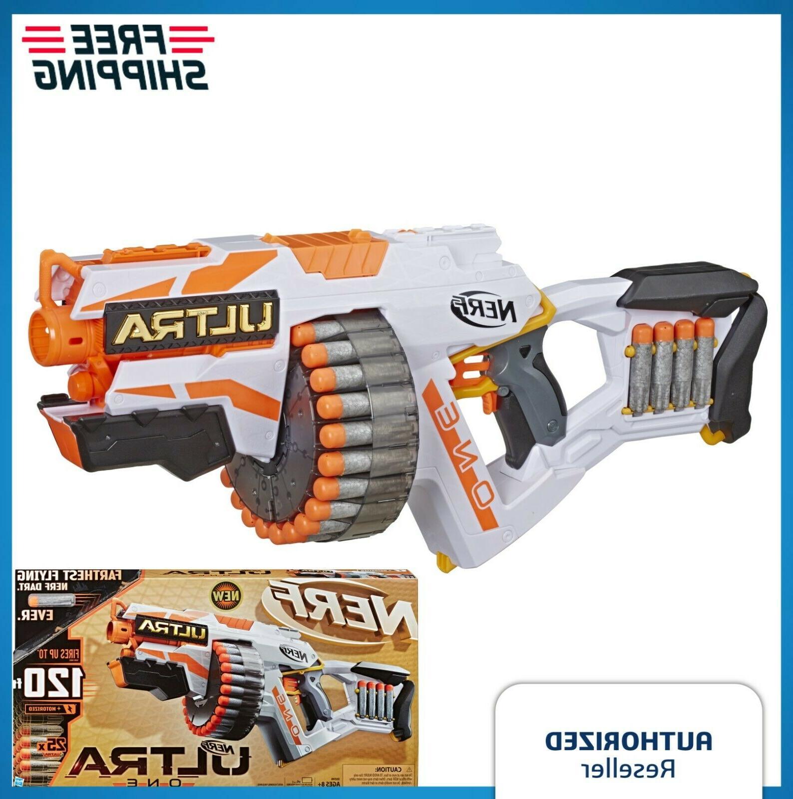 gun ultra one motorized blaster rapid fire