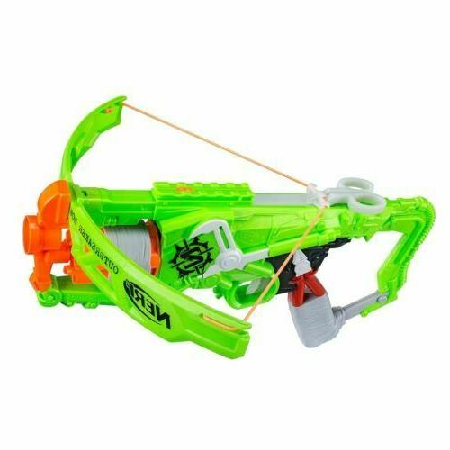 Nerf Gun Strike Outbreaker Bow Real crossbow Action