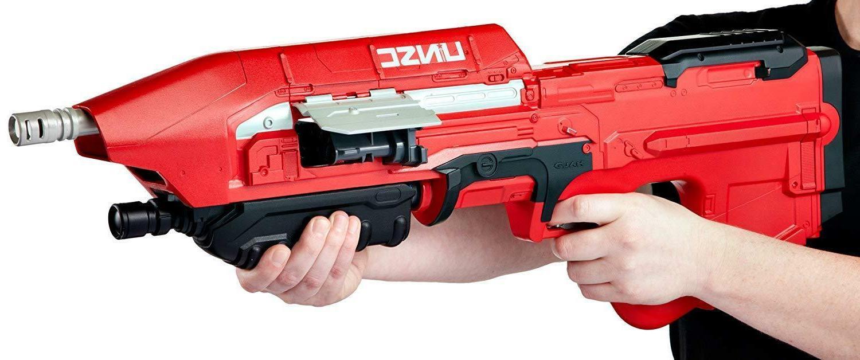 Nerf Elite Blaster Dart Pressure