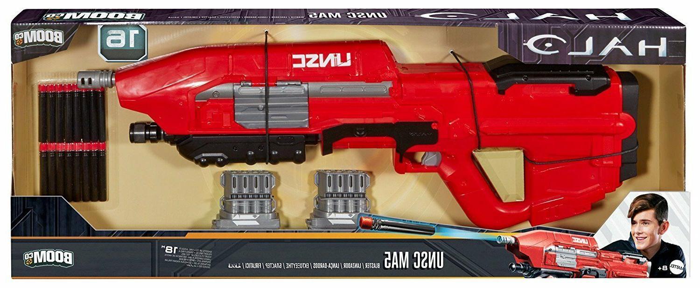 Halo Nerf Gun Elite Blaster Gun Air Pressure