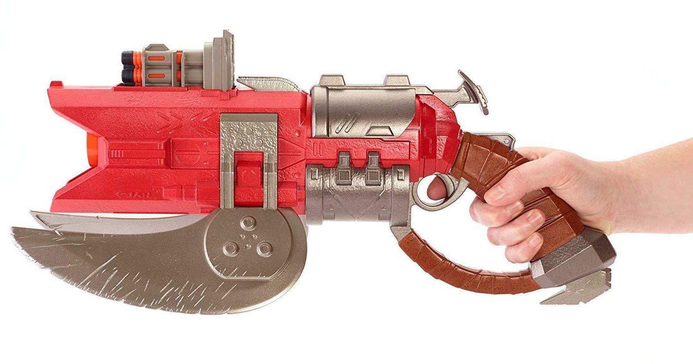 Halo Brute Gun N-Strike Blaster Gun