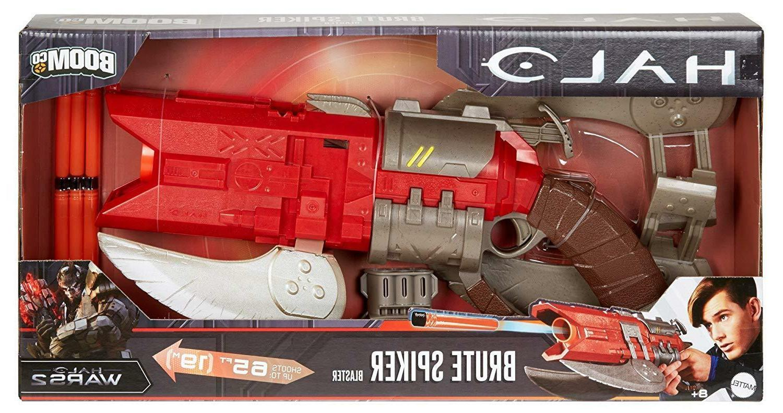Halo Brute Spiker Gun N-Strike Elite Gun