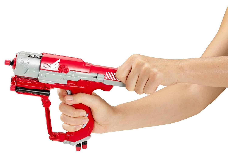 HALO Blaster Toy Nerf Gun Elite Dart Shoots up 70ft