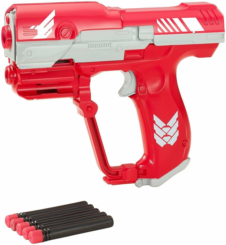 Toy Nerf N-Strike Elite Dart Gun up to
