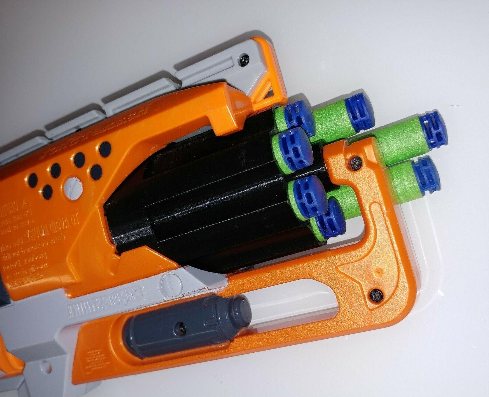For Hammershot Cylinder 3D Mod Revolver