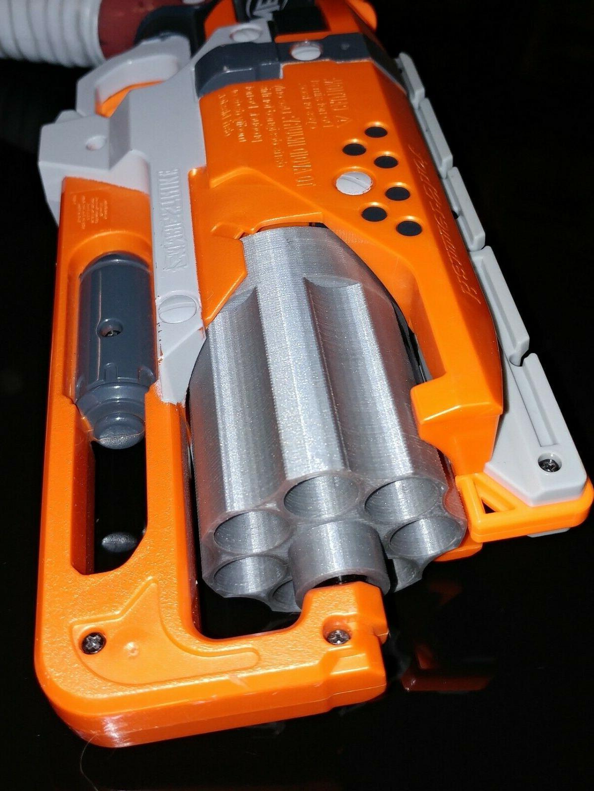 For Nerf Strike Hammershot Blaster Cylinder Revolver