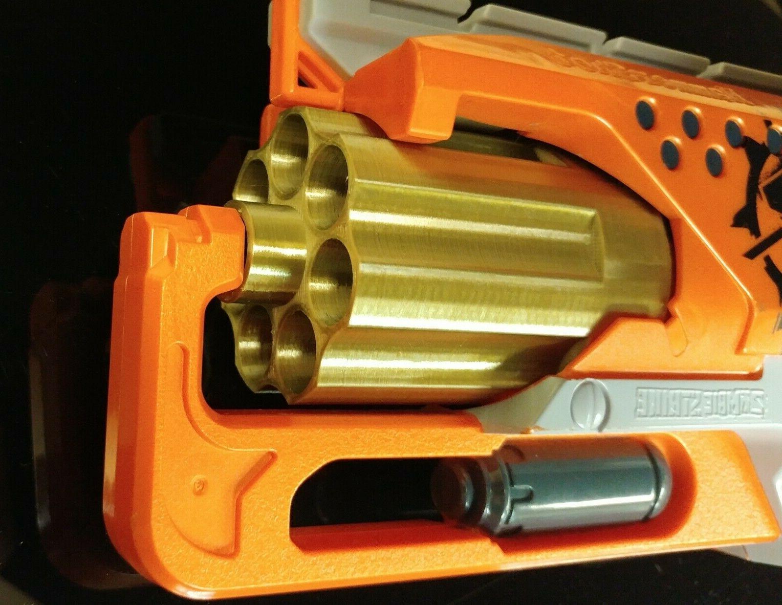 Hammershot 7 Cylinder Revolver