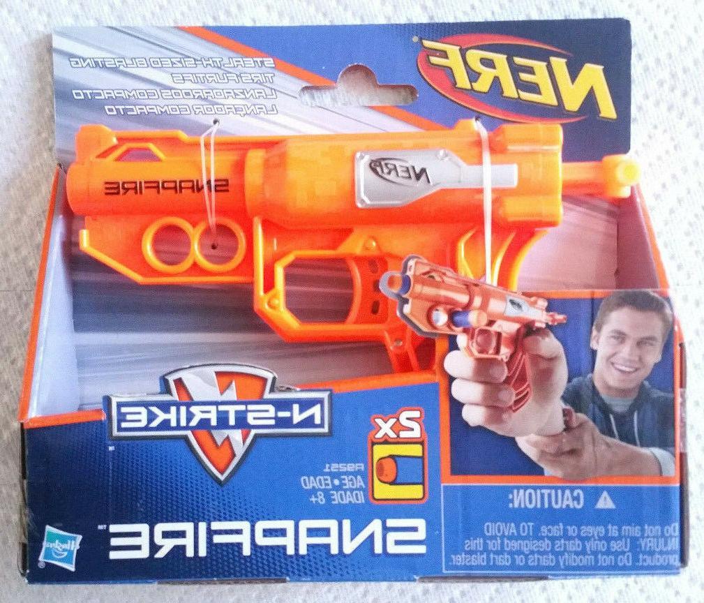 hasbro n strike snapfire blaster