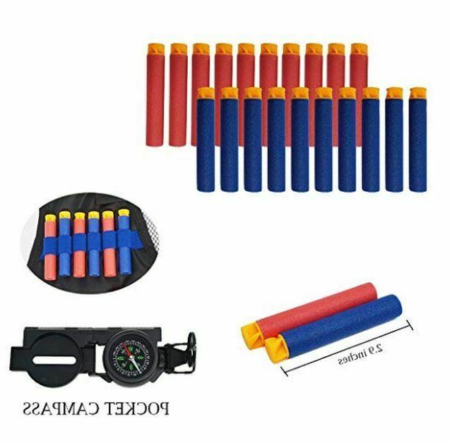 Kids Tactical Series Nerf Guns