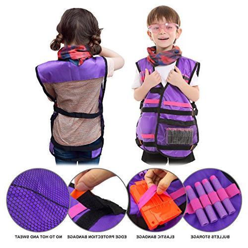 Kids Vest for Blaster