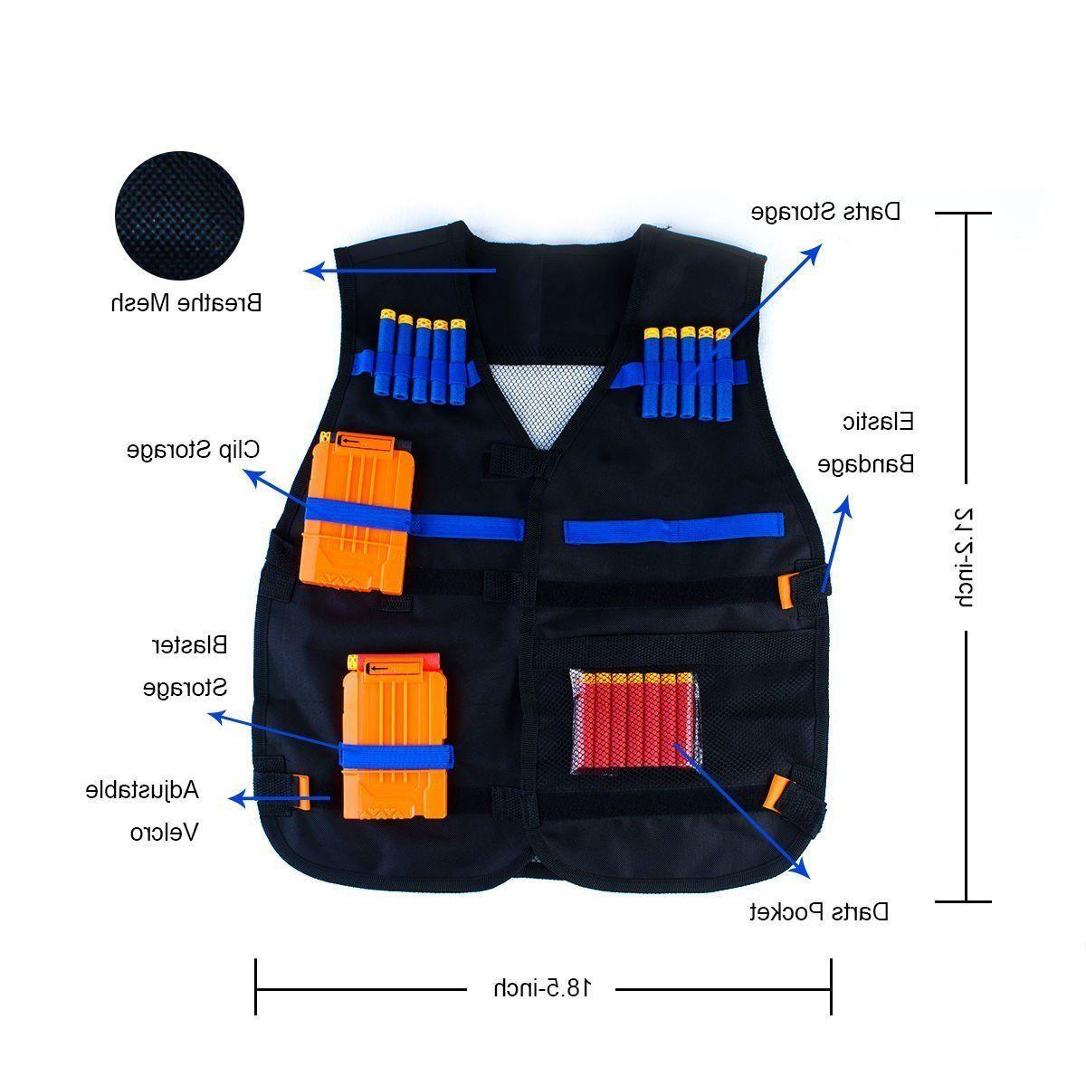 Kids Vest Elite Series