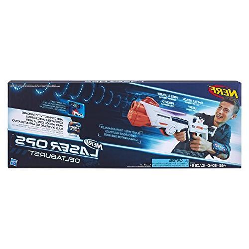 Nerf Laser Ops Burst Fire Combat