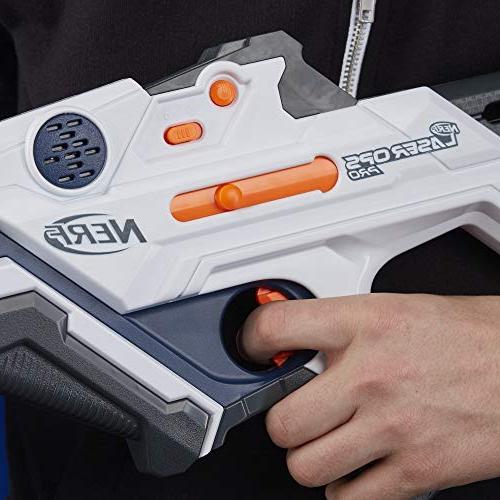 Nerf Fire Combat Blaster