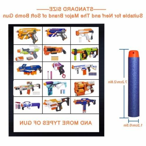 Lot For NERF Kids Toy Blasters