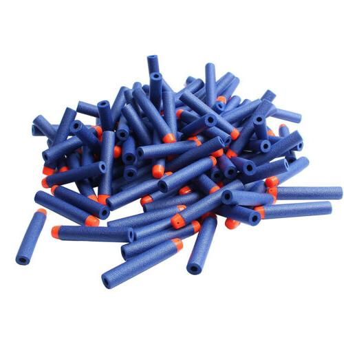 Lot 100-1000Pcs Darts For NERF N-Strike Kids Toy Gun Gift