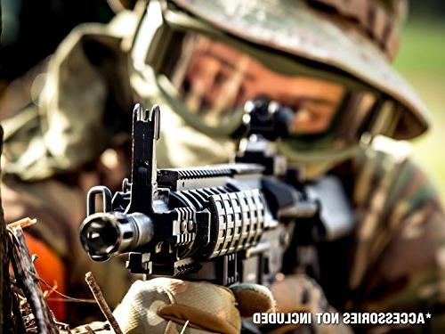 Black Electric Fully Gun and Internals .20 .25 BB